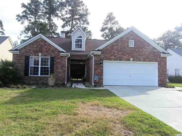 1130 N Blackmoor Dr., Murrells Inlet, SC 29576 (MLS #2022598) :: The Hoffman Group