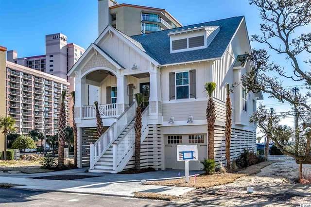 5314 Ocean Village Dr., Myrtle Beach, SC 29577 (MLS #2022938) :: Ryan Korros Team