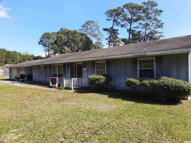 2004 Leon St., Georgetown, SC 29440 (MLS #2023158) :: Welcome Home Realty