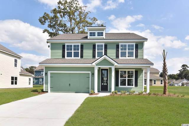 104 Grace Bay Ct., Pawleys Island, SC 29585 (MLS #2023339) :: James W. Smith Real Estate Co.