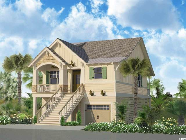 5222 Ocean Village Dr., Myrtle Beach, SC 29577 (MLS #2023538) :: Ryan Korros Team