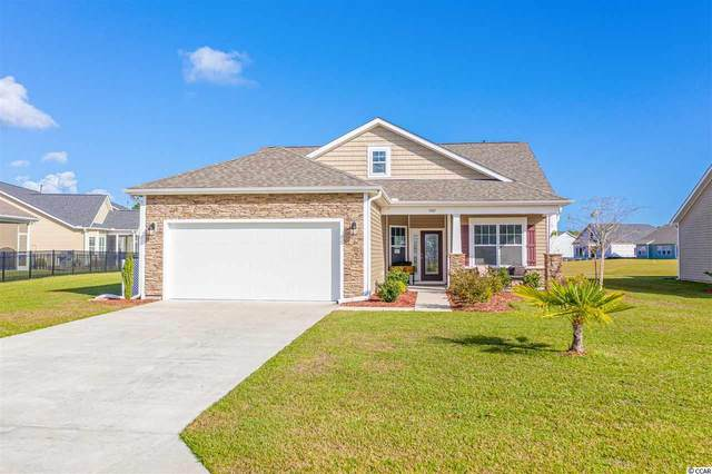 1005 Glenlevit Ln., Conway, SC 29526 (MLS #2023697) :: Armand R Roux | Real Estate Buy The Coast LLC