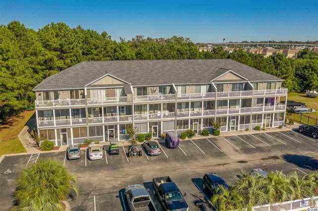 4506 W Harbour Ct. U16, Little River, SC 29566 (MLS #2023752) :: Duncan Group Properties