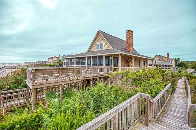 240B Atlantic Ave., Pawleys Island, SC 29585 (MLS #2023814) :: The Litchfield Company
