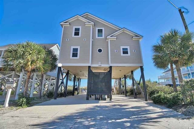 300 N Waccamaw Dr., Garden City Beach, SC 29576 (MLS #2023877) :: Dunes Realty Sales