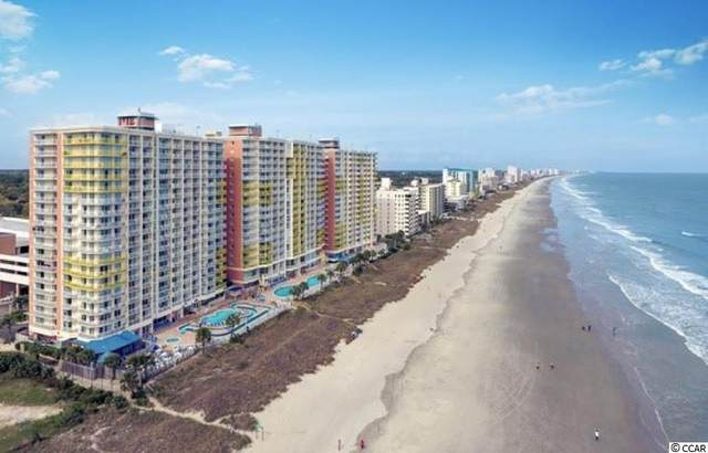 2701 S Ocean Blvd. #1901, North Myrtle Beach, SC 29582 (MLS #2023975) :: The Greg Sisson Team with RE/MAX First Choice