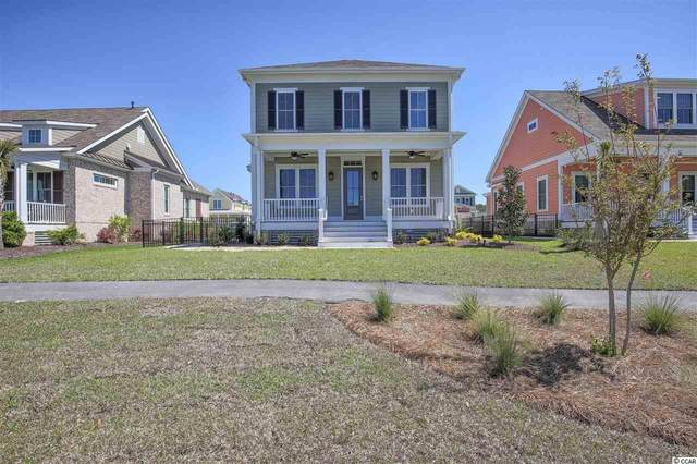 8069 Laurel Ash Ave., Myrtle Beach, SC 29572 (MLS #2024006) :: Garden City Realty, Inc.