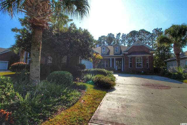 5508 Leatherleaf Dr., North Myrtle Beach, SC 29582 (MLS #2024012) :: Welcome Home Realty