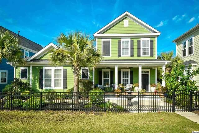 765 Mckinley Way, Myrtle Beach, SC 29577 (MLS #2024191) :: Duncan Group Properties