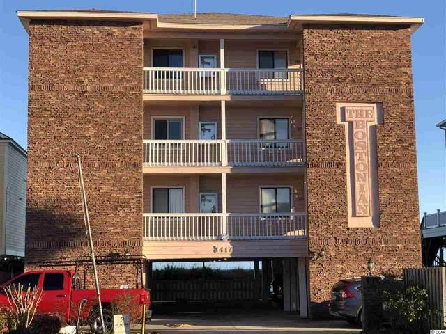 1417 S Ocean Blvd. #302, Surfside Beach, SC 29575 (MLS #2024241) :: Duncan Group Properties