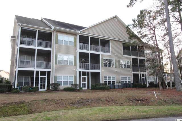 5846 Longwood Dr. #103, Murrells Inlet, SC 29576 (MLS #2024556) :: Right Find Homes