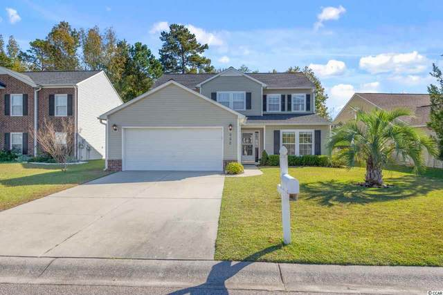 922 Willow Bend Dr., Myrtle Beach, SC 29579 (MLS #2024742) :: Duncan Group Properties