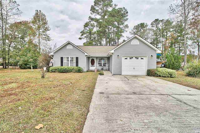 2805 Ivy Glen Dr., Conway, SC 29526 (MLS #2024818) :: Welcome Home Realty