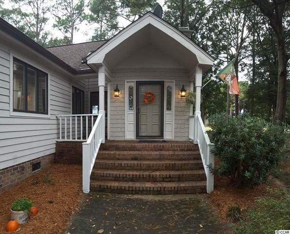 539 Sunset Lakes Blvd., Sunset Beach, SC 28468 (MLS #2025081) :: Garden City Realty, Inc.
