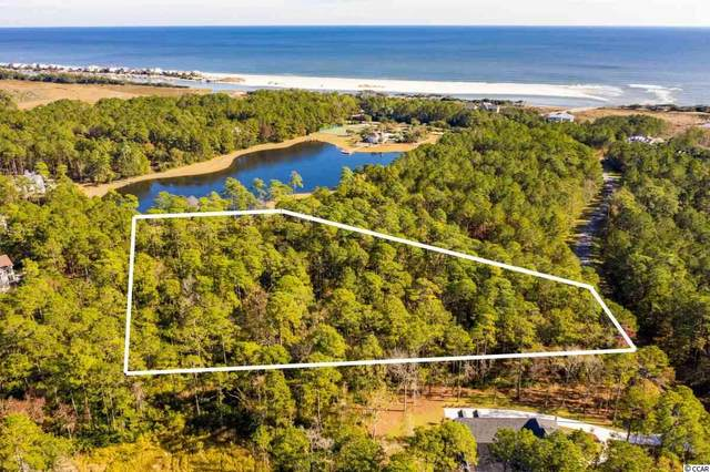 2675 Vanderbilt Blvd., Pawleys Island, SC 29585 (MLS #2025547) :: Garden City Realty, Inc.
