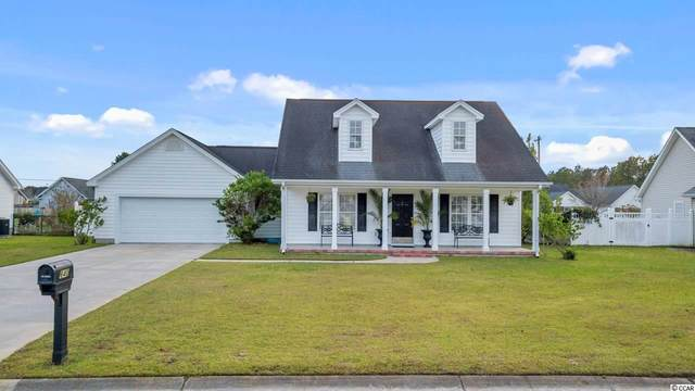 640 Bald Eagle Dr., Conway, SC 29527 (MLS #2025549) :: Right Find Homes