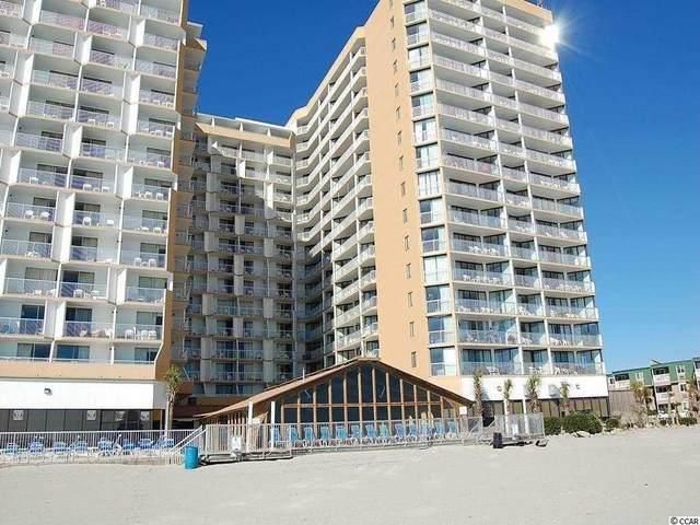 9550 Shore Dr. #1418, Myrtle Beach, SC 29572 (MLS #2025577) :: Right Find Homes