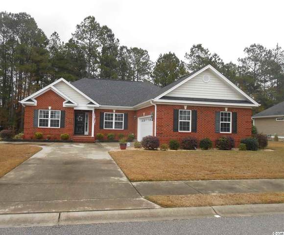 4104 Ridgewood Dr., Conway, SC 29526 (MLS #2025659) :: Leonard, Call at Kingston