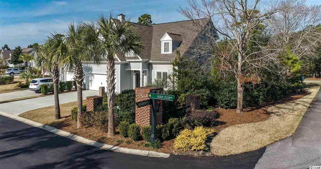 16 Golf Club Circle #16, Pawleys Island, SC 29585 (MLS #2026110) :: The Litchfield Company