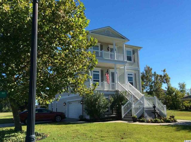 924 Shipmaster Ave., Myrtle Beach, SC 29579 (MLS #2026115) :: The Greg Sisson Team with RE/MAX First Choice