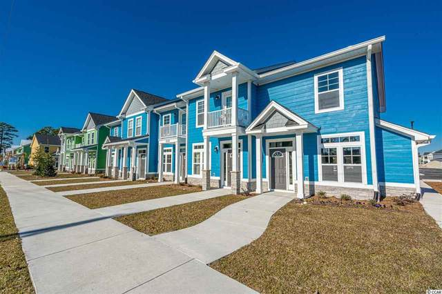 804 Moen Pl. 705-E, Myrtle Beach, SC 29577 (MLS #2026230) :: James W. Smith Real Estate Co.