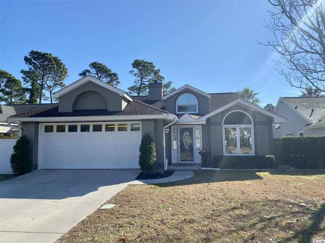 2020 Ayershire Ln., Myrtle Beach, SC 29575 (MLS #2026442) :: The Litchfield Company