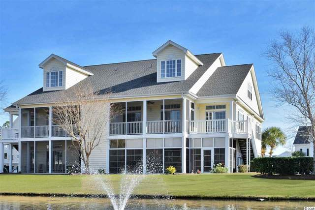 800 Sunswept Ct. #201, Murrells Inlet, SC 29576 (MLS #2026552) :: The Litchfield Company