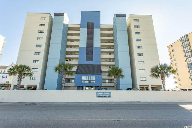 4619 S Ocean Blvd. #203, North Myrtle Beach, SC 29582 (MLS #2026677) :: Coldwell Banker Sea Coast Advantage