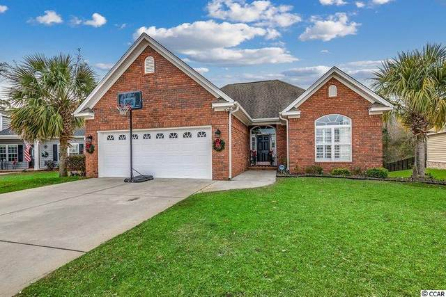138 Silver Peak Dr., Conway, SC 29526 (MLS #2026842) :: The Lachicotte Company