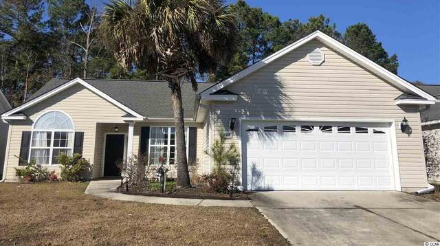 127 Sea Turtle Dr., Myrtle Beach, SC 29588 (MLS #2100267) :: The Lachicotte Company