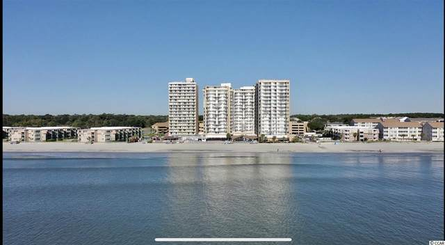 9550 Shore Dr. #1132, Myrtle Beach, SC 29572 (MLS #2100291) :: The Litchfield Company