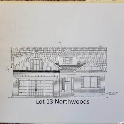 112 Northwoods Ct., Pawleys Island, SC 29585 (MLS #2100344) :: The Litchfield Company