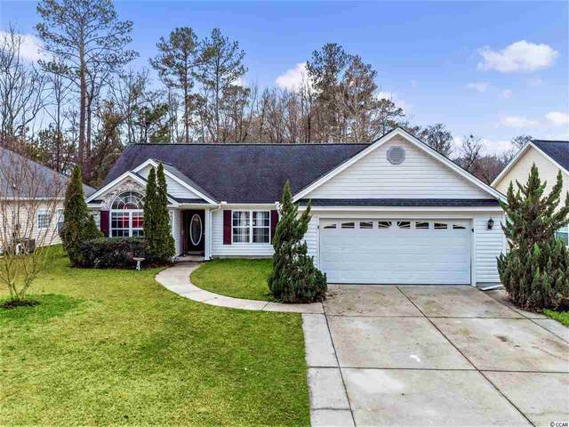 589 West Oak Circle Dr., Myrtle Beach, SC 29588 (MLS #2100396) :: Welcome Home Realty