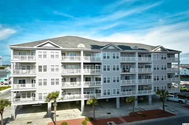 3401 N Ocean Blvd. #109, North Myrtle Beach, SC 29582 (MLS #2100410) :: Armand R Roux | Real Estate Buy The Coast LLC