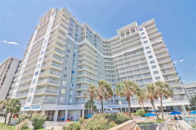 161 Seawatch Dr. #509, Myrtle Beach, SC 29572 (MLS #2100491) :: Duncan Group Properties