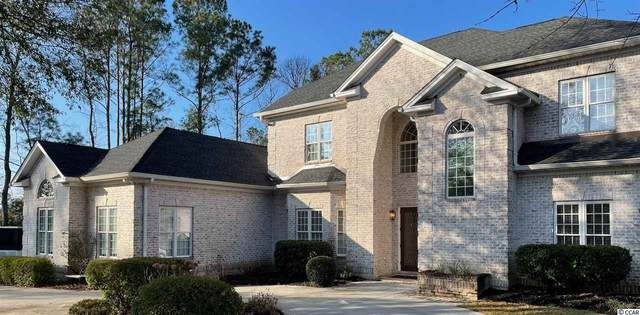 128 Long Ridge Dr., Murrells Inlet, SC 29576 (MLS #2100646) :: Right Find Homes