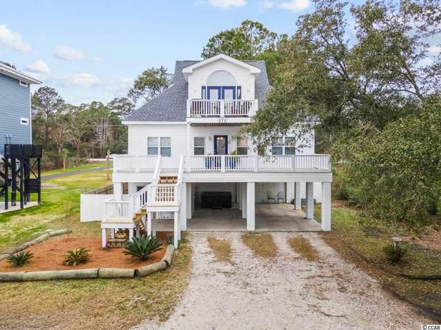 171 Brown Pelican Loop, Pawleys Island, SC 29585 (MLS #2100688) :: Jerry Pinkas Real Estate Experts, Inc