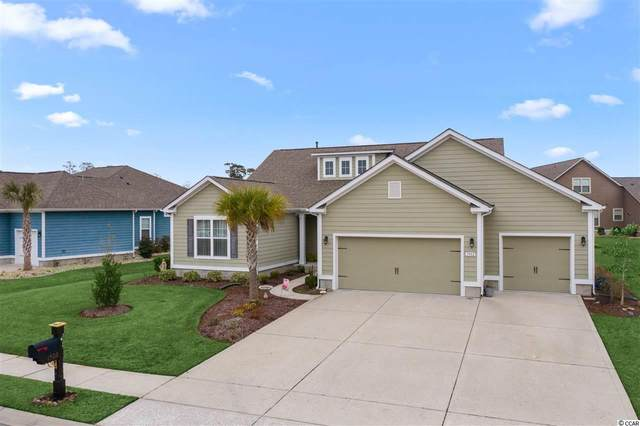 1502 Beachwalker Ln., North Myrtle Beach, SC 29582 (MLS #2100700) :: The Lachicotte Company