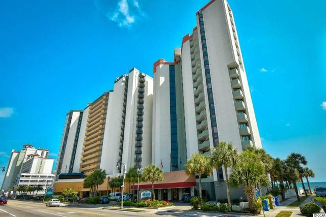 2701 N Ocean Blvd. #1864, Myrtle Beach, SC 29577 (MLS #2100779) :: Welcome Home Realty