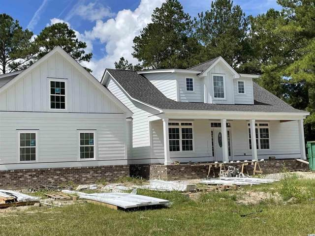 128 Pottery Landing Dr., Conway, SC 29527 (MLS #2101052) :: Hawkeye Realty