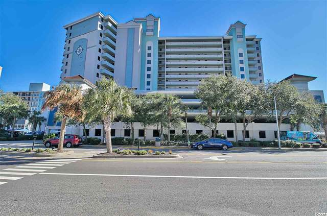 2301 S Ocean Blvd. #1415, Myrtle Beach, SC 29577 (MLS #2101138) :: Right Find Homes