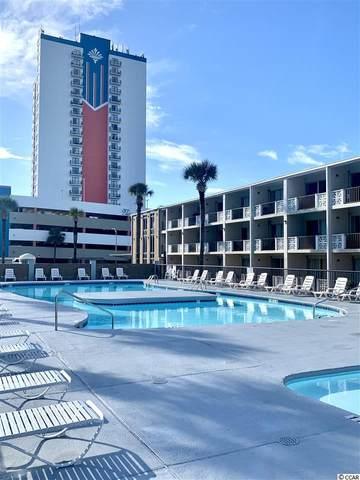 1600 Ocean Blvd. S #128, Myrtle Beach, SC 29577 (MLS #2101159) :: Jerry Pinkas Real Estate Experts, Inc