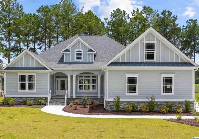 1021 Spoonbill Dr., Conway, SC 29526 (MLS #2101221) :: Duncan Group Properties
