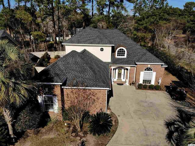 3783 Bentley Ct., Myrtle Beach, SC 29577 (MLS #2101252) :: Armand R Roux | Real Estate Buy The Coast LLC