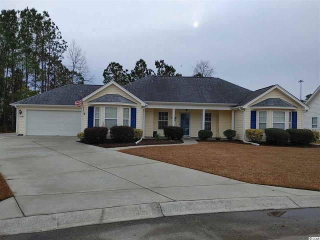 1196 Jumper Trail Circle, Myrtle Beach, SC 29588 (MLS #2101531) :: Sloan Realty Group