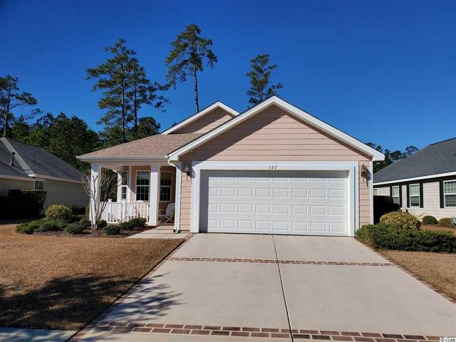 577 Grand Cypress Way, Murrells Inlet, SC 29576 (MLS #2101648) :: The Lachicotte Company