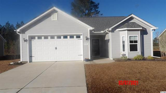 244 Maiden's Choice Dr., Conway, SC 29527 (MLS #2101685) :: The Litchfield Company