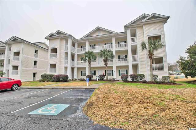 606 River Oaks Dr. 56B, Myrtle Beach, SC 29579 (MLS #2101738) :: Hawkeye Realty