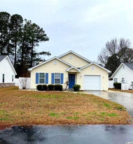 9615 Kings Grant Dr., Murrells Inlet, SC 29576 (MLS #2101916) :: Right Find Homes