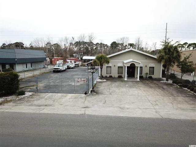 215 Sandy Ln., Surfside Beach, SC 29575 (MLS #2101926) :: The Litchfield Company